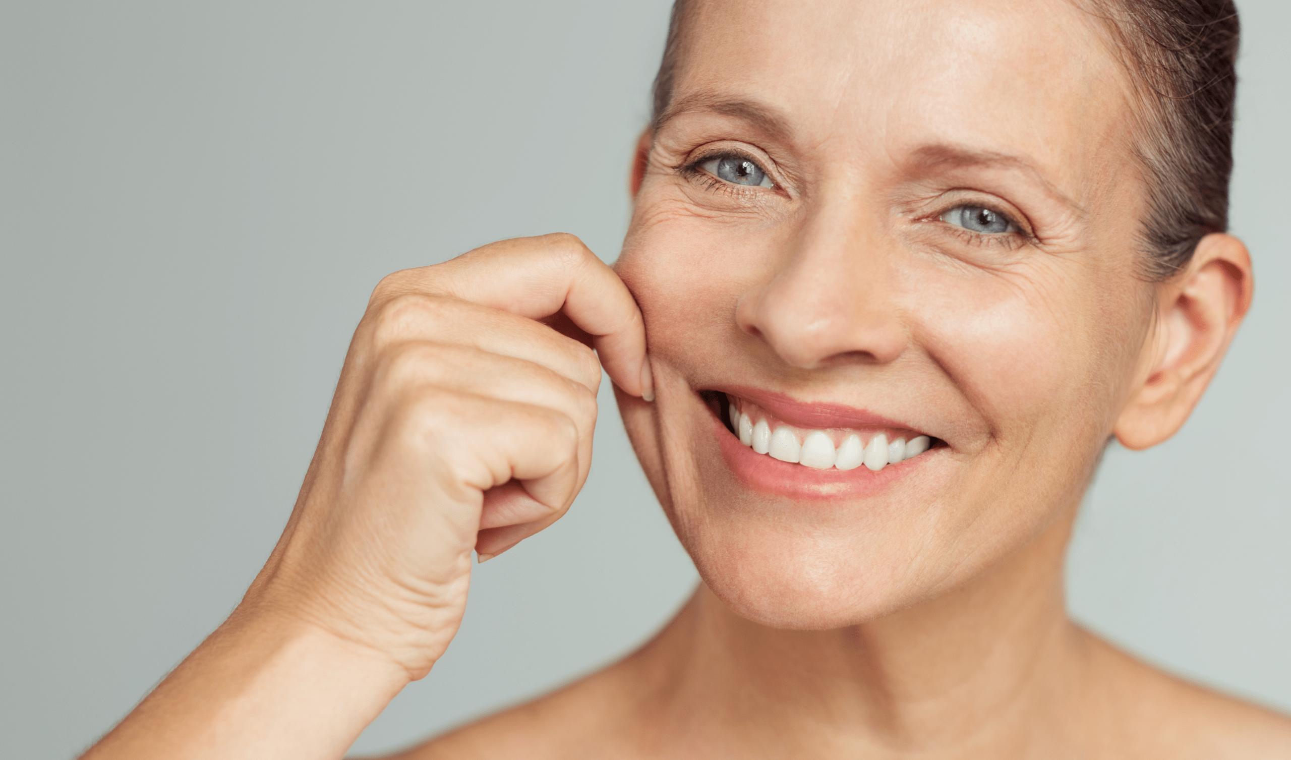 Dermal Filler for facial volume loss