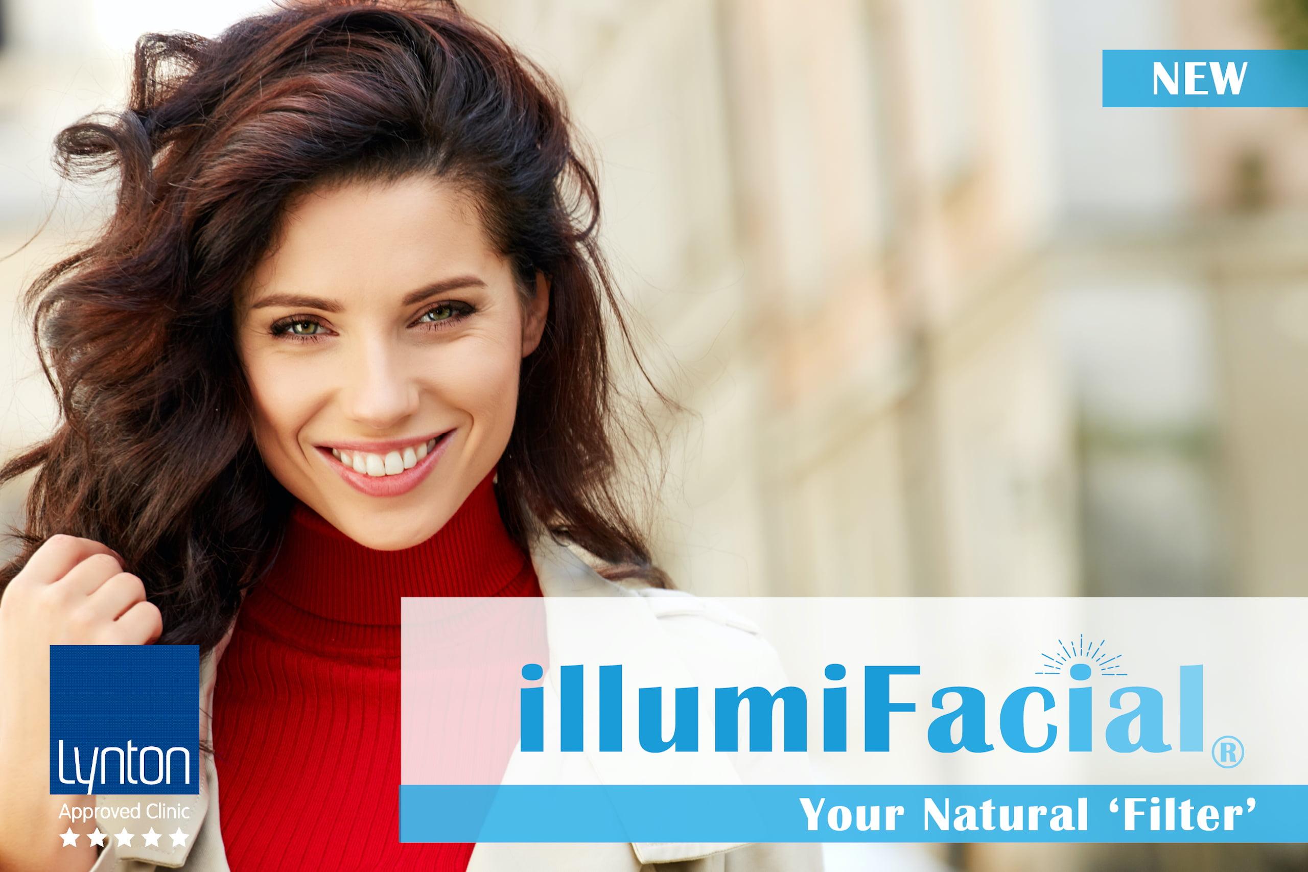 illumiFacial the next generation of the famous photofacial
