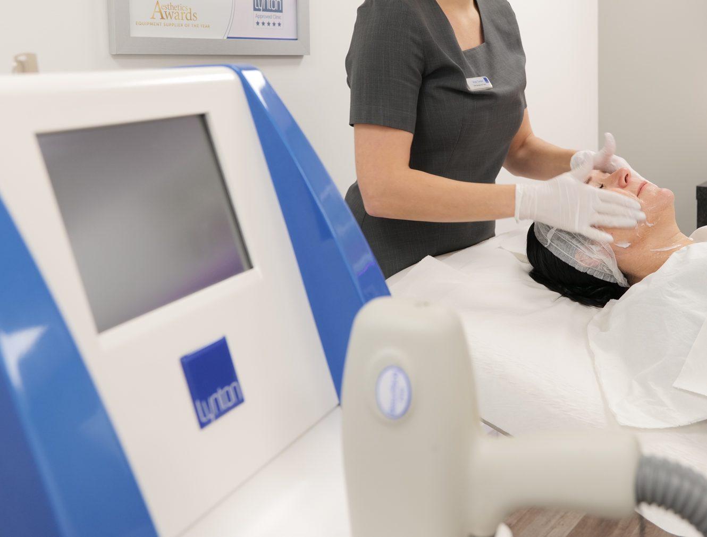 Skin Rejuvenation 3JUVE Treatment in Action